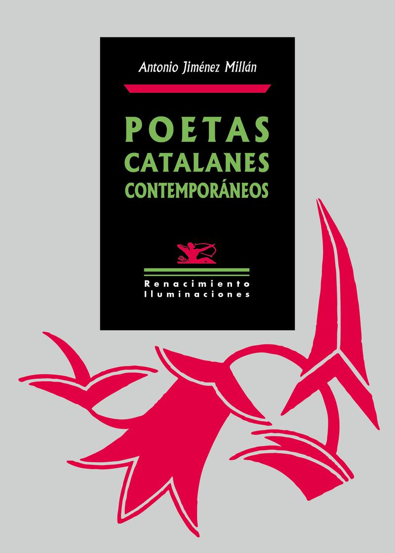 POETAS CATALANES CONTEMPORáNEOS: portada
