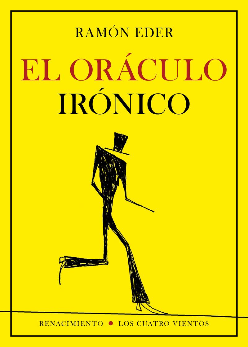 El oráculo irónico: portada