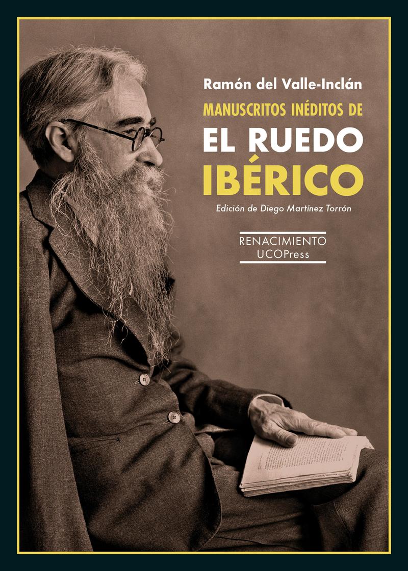 Manuscritos inéditos de El ruedo ibérico: portada