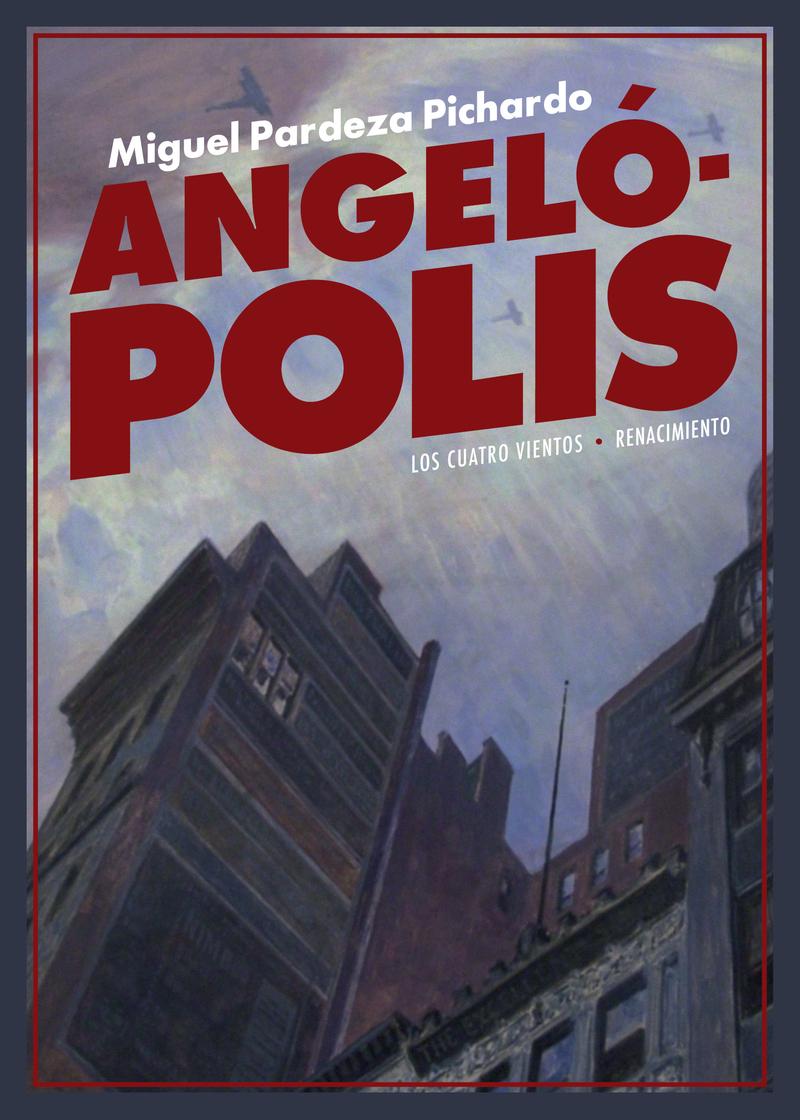 ANGELóPOLIS: portada