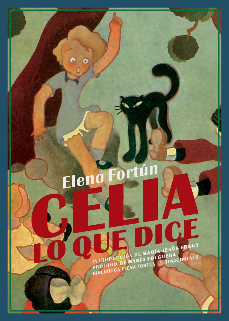 Celia, lo que dice: portada