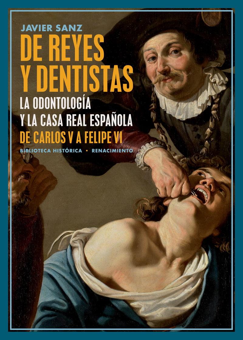 De reyes y dentistas: portada
