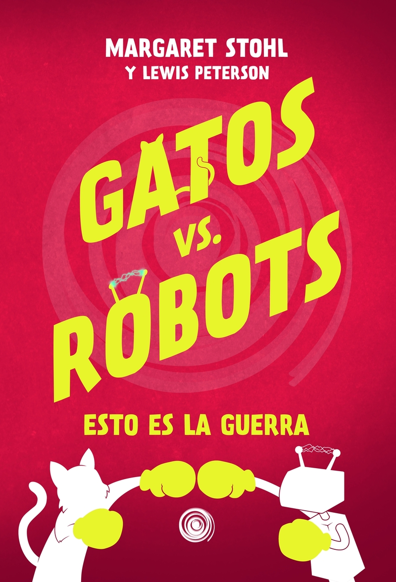 GATOS VS ROBOTS: portada