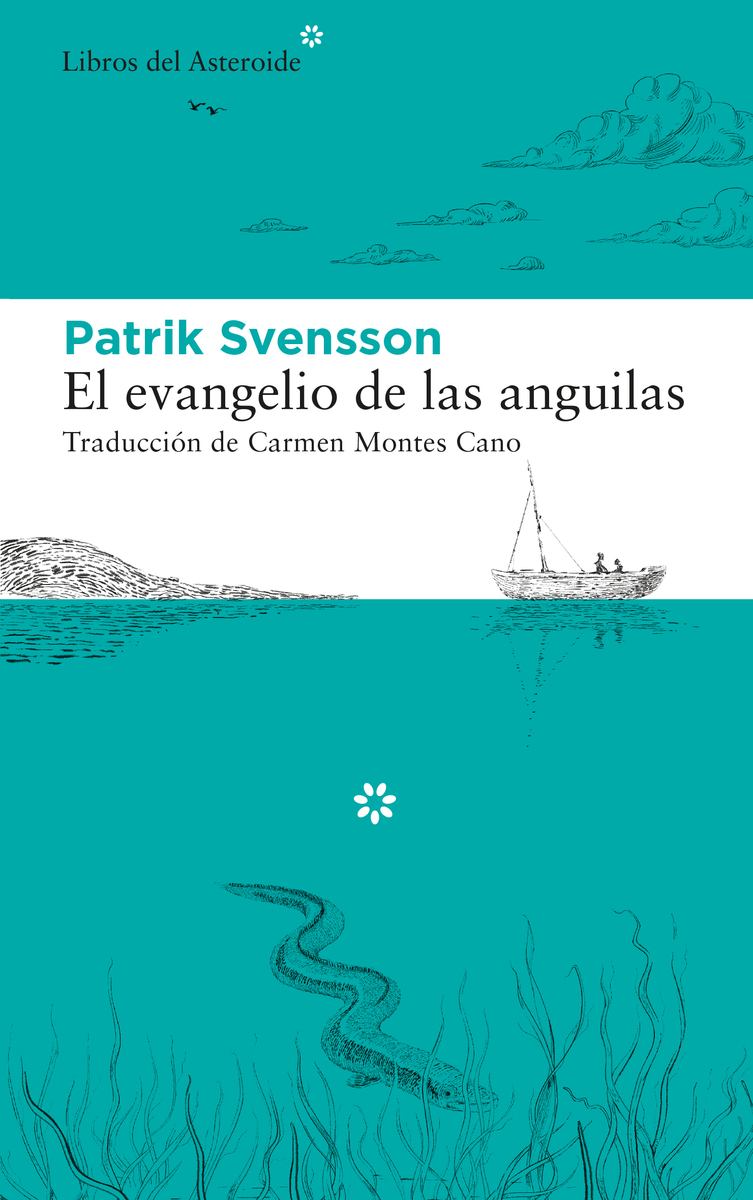 El evangelio de las anguilas: portada