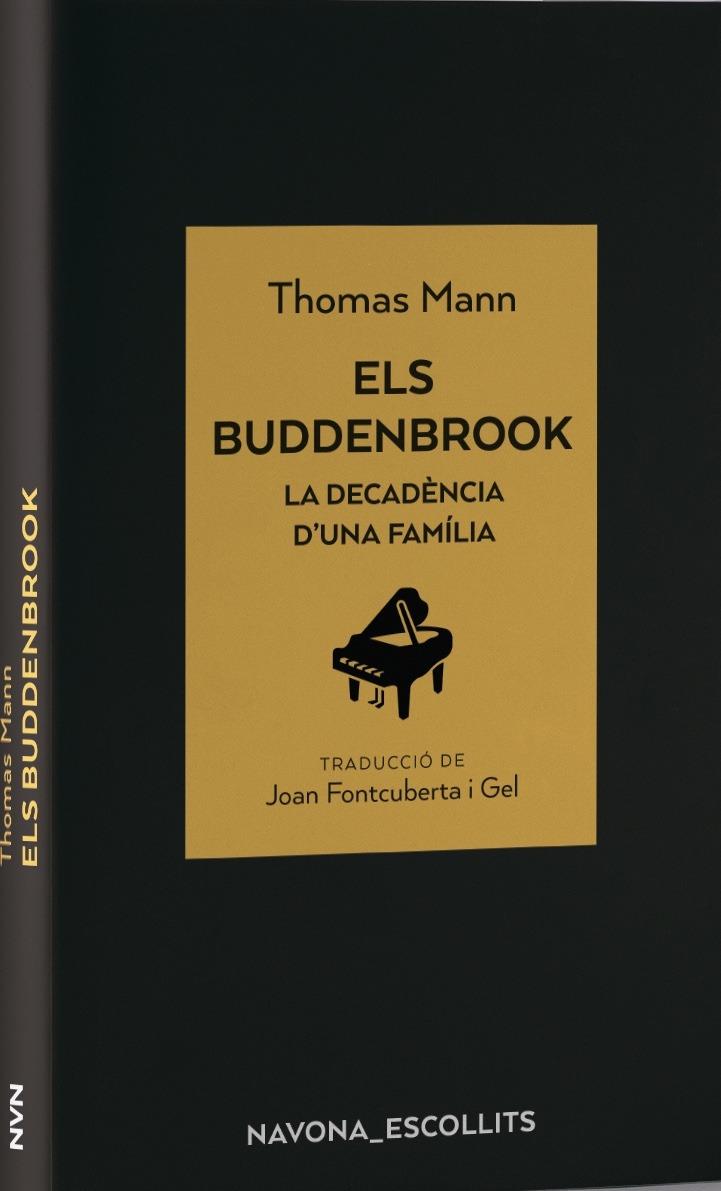 Els Buddenbrook: portada