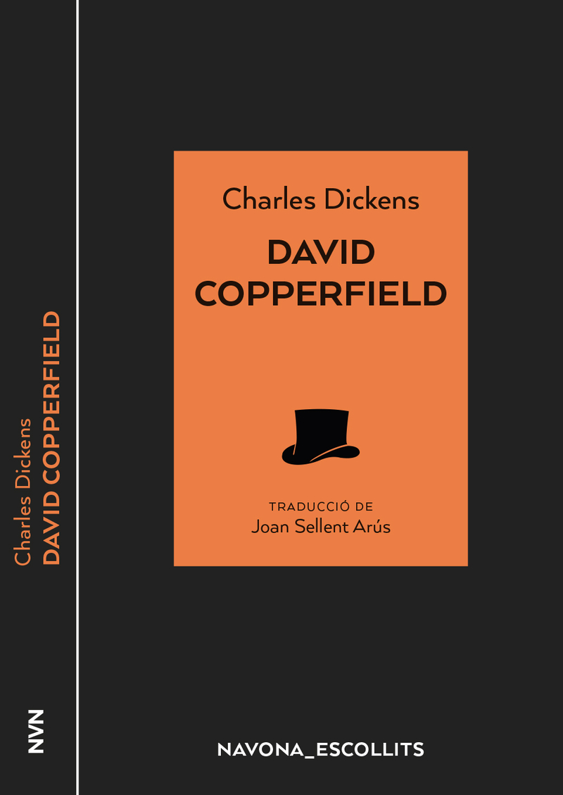 David Copperfield: portada