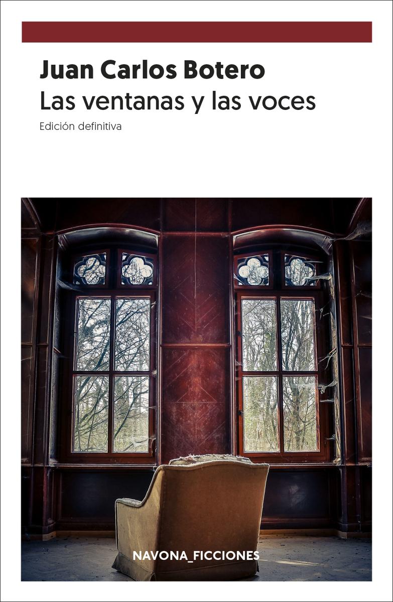 Las ventanas y las voces: portada