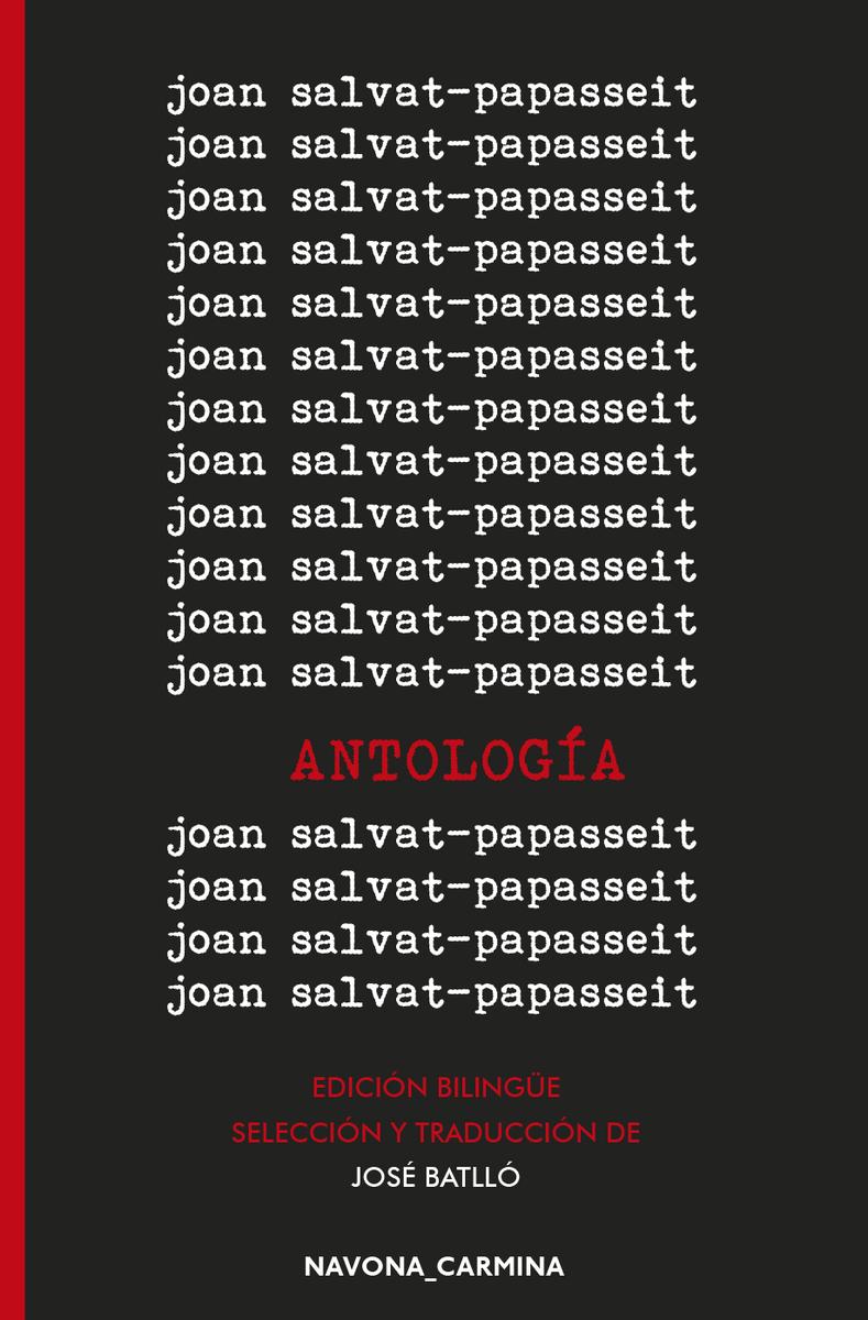 Antología: portada
