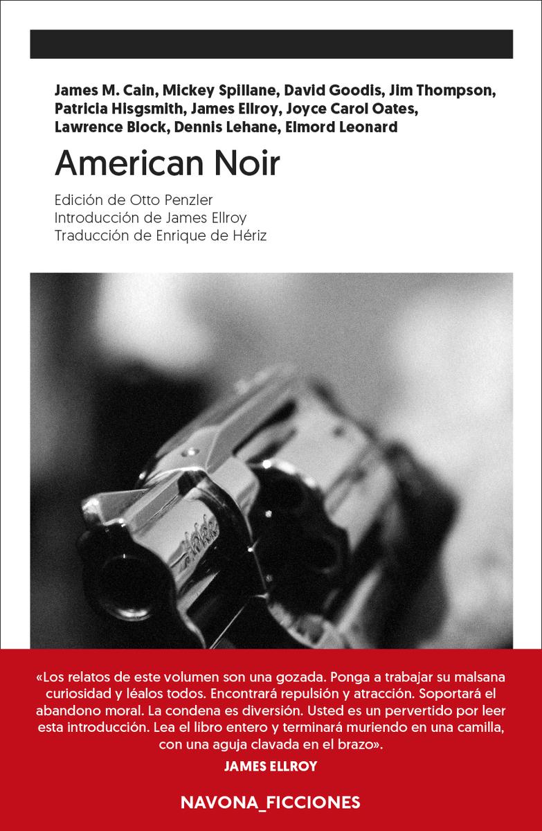 American Noir (NE): portada