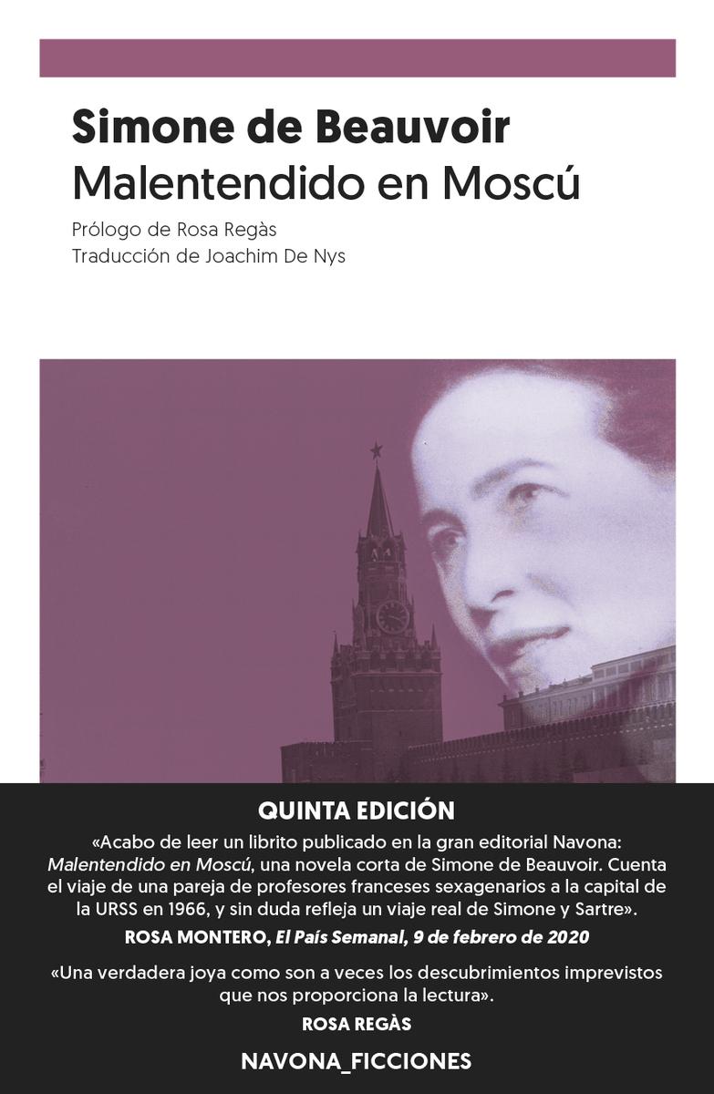 Malentendido en Moscú: portada