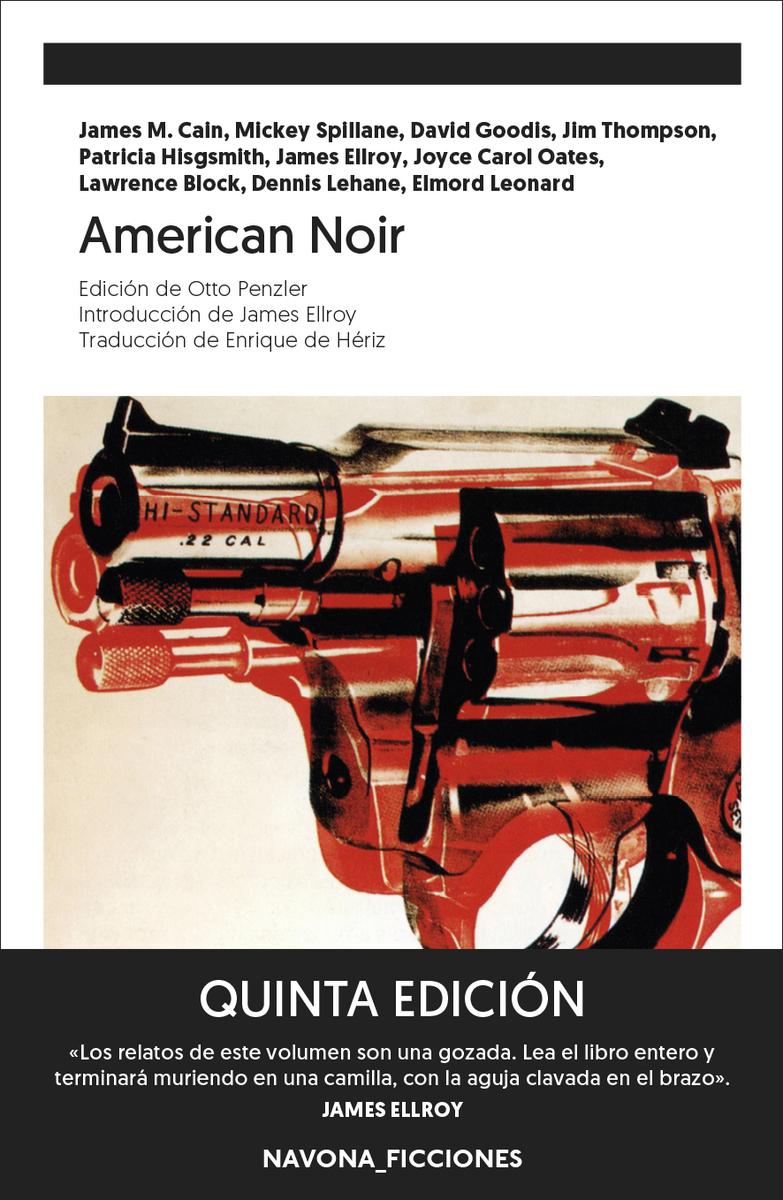 American Noir: portada