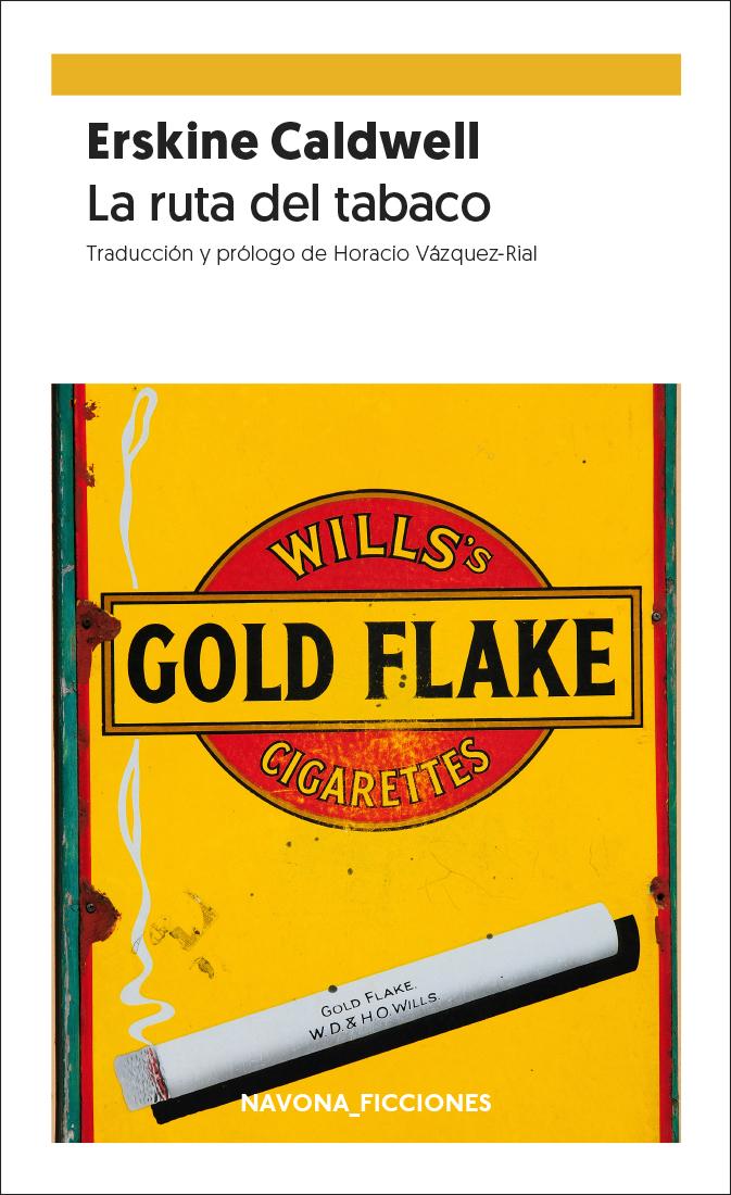 La ruta del tabaco: portada