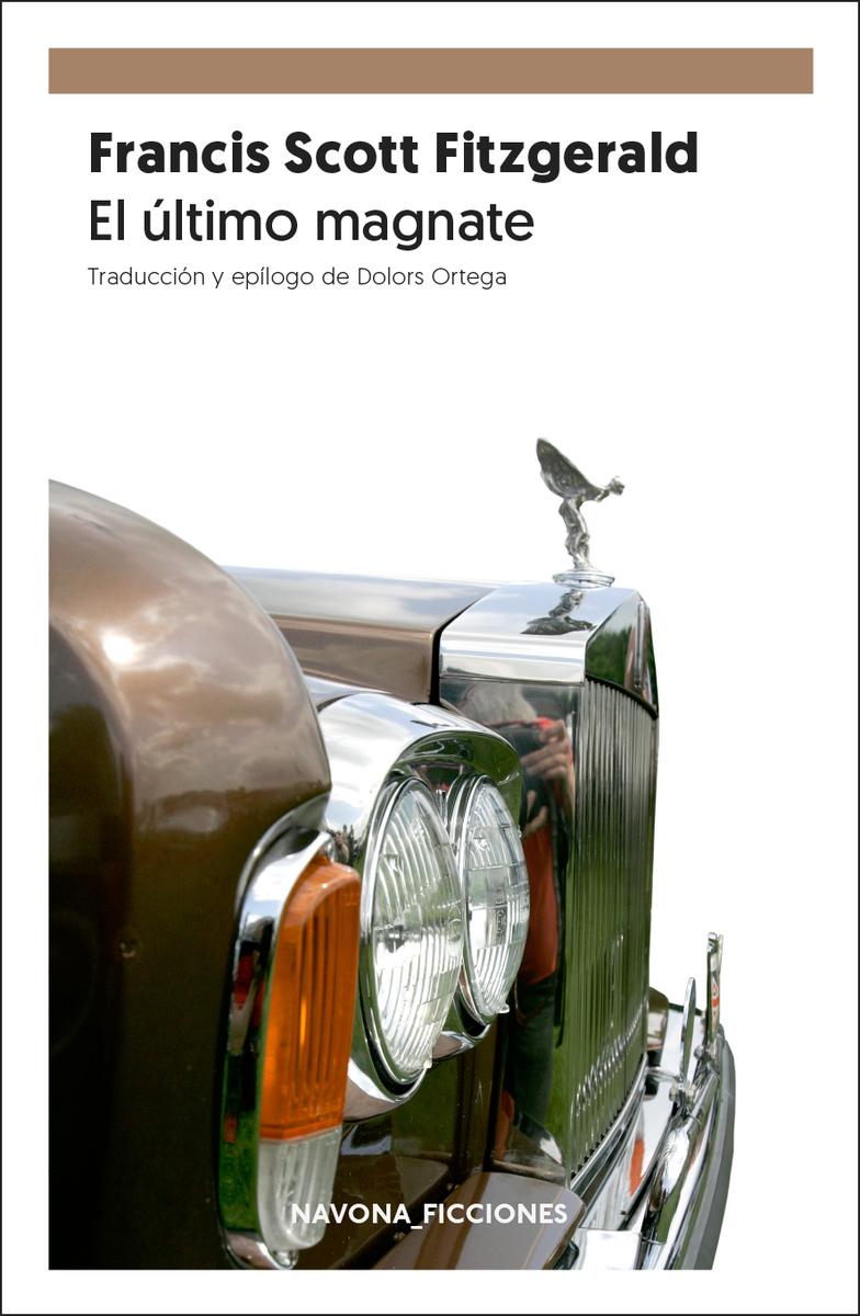 El último magnate: portada