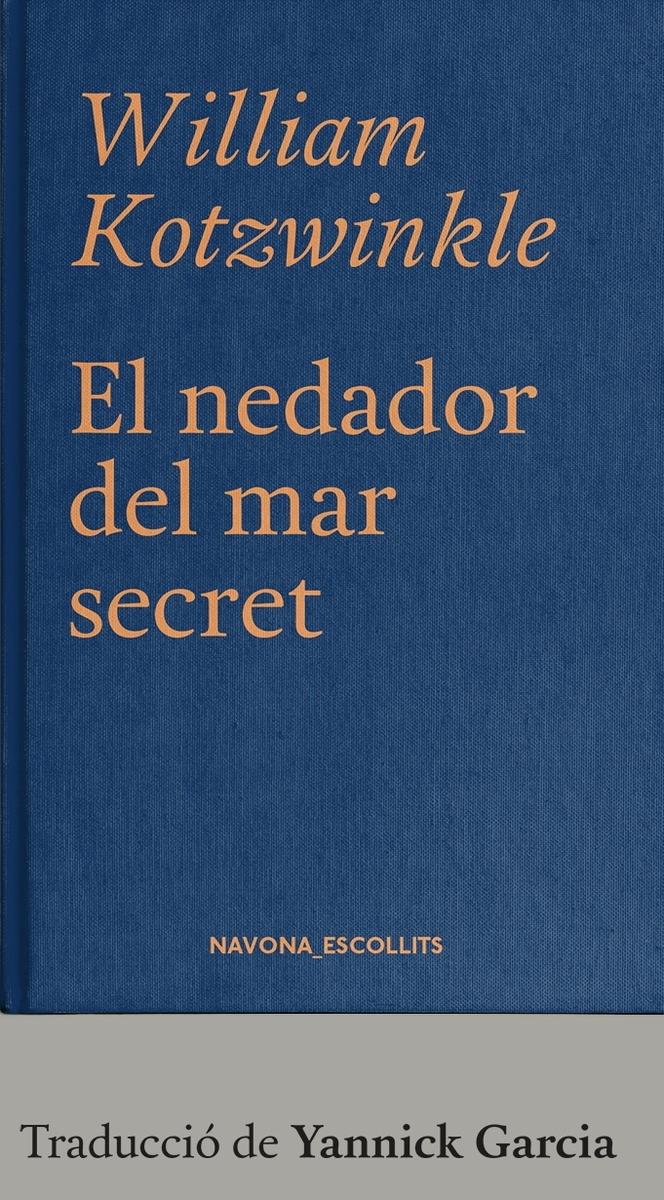 El nedador del mar secret: portada