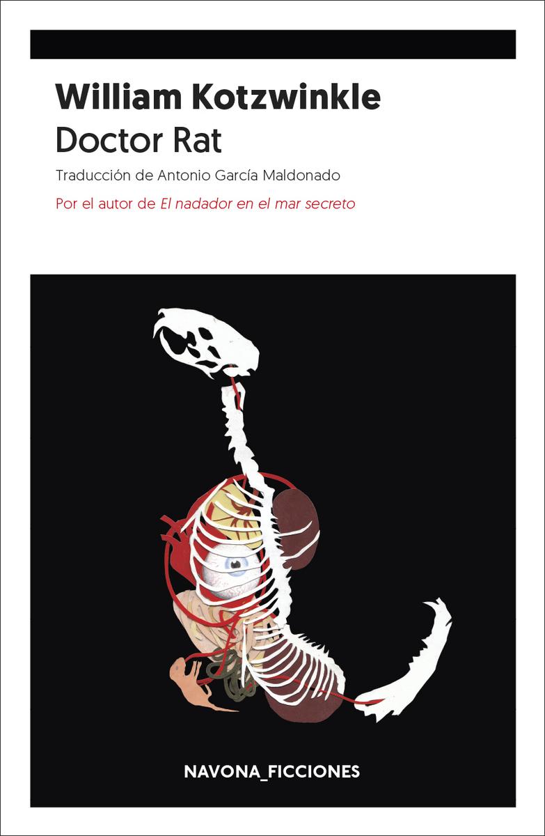 Doctor Rat: portada