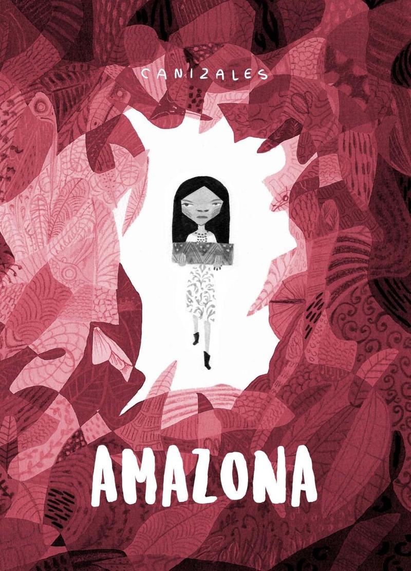 AMAZONA: portada