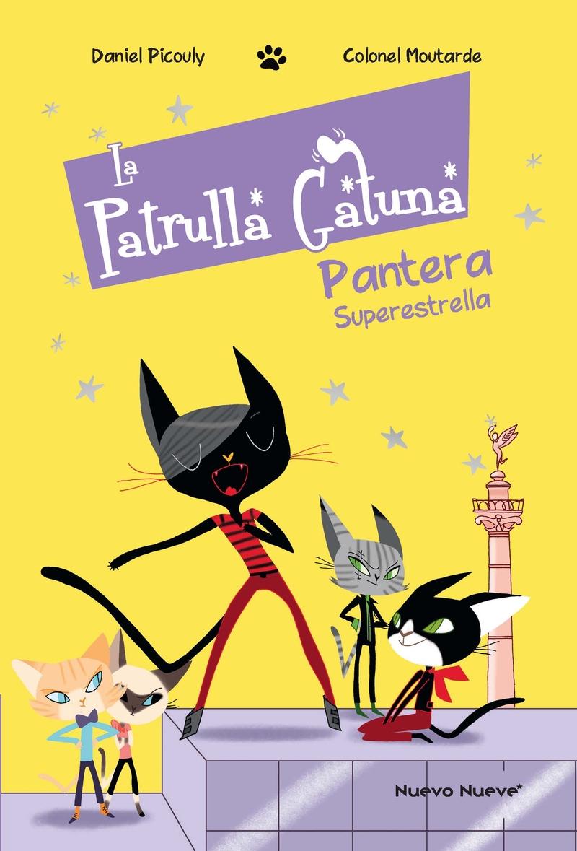 La Patrulla Gatuna - 2: portada