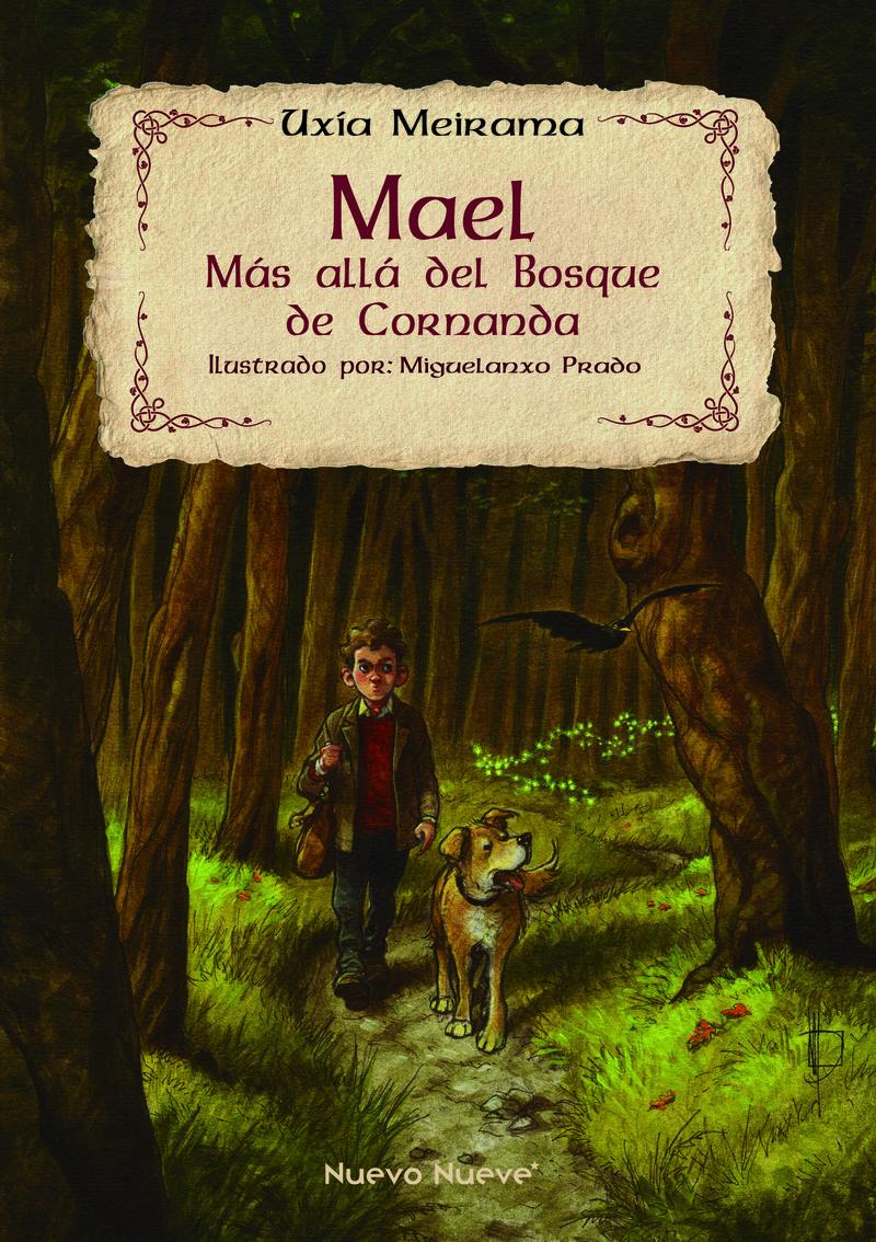 Mael: portada