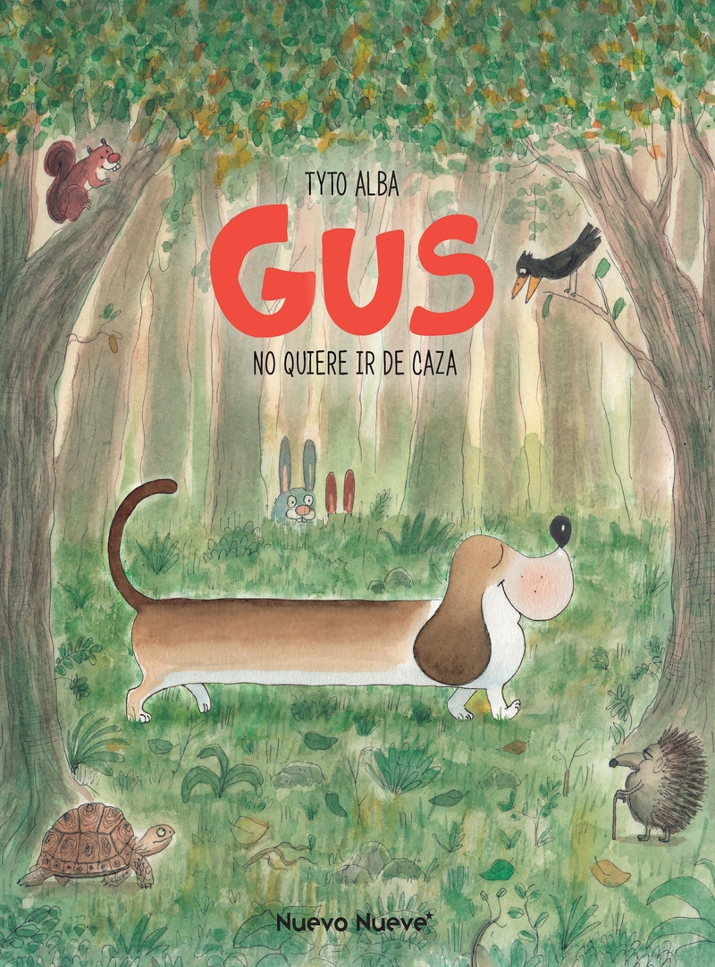 Gus: portada