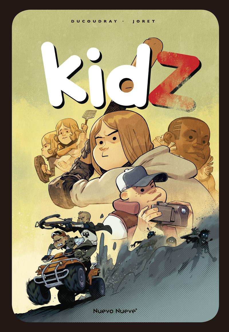 Kidz: portada