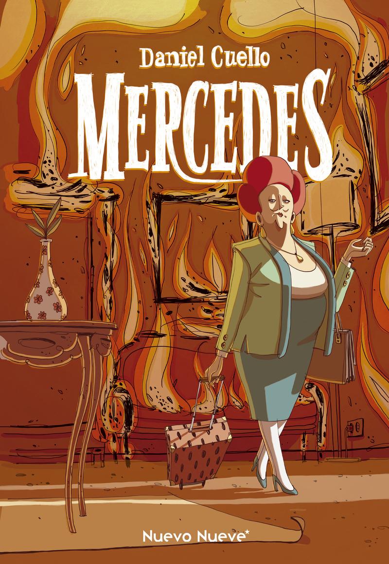 Mercedes: portada