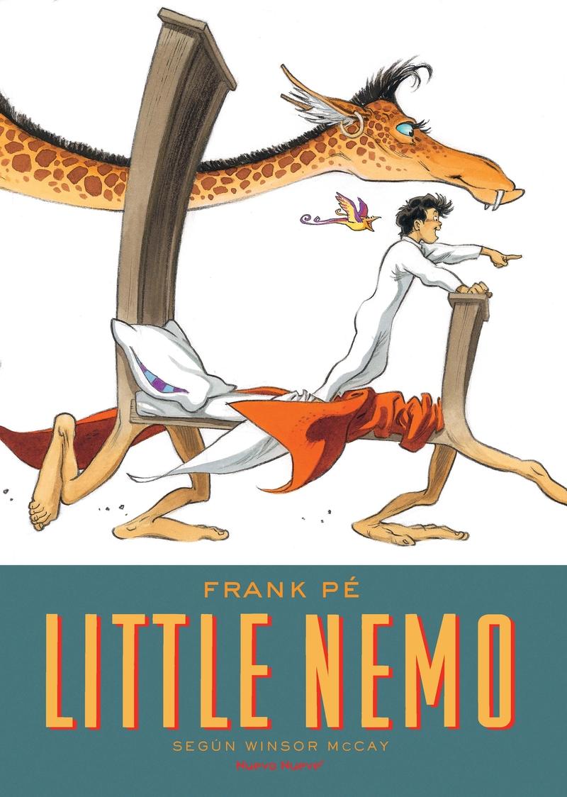 Little Nemo: portada