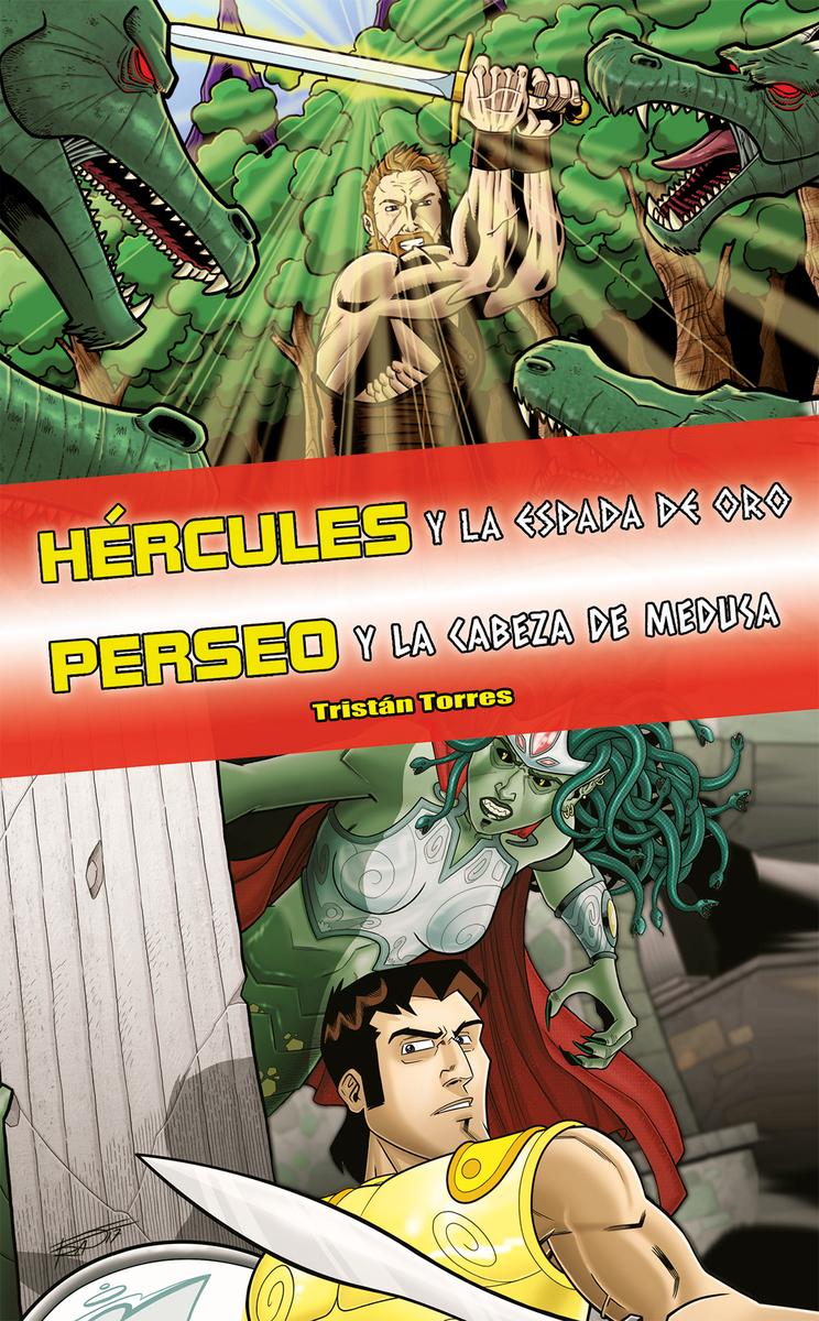 Ómnibus Hércules - Perseo: portada