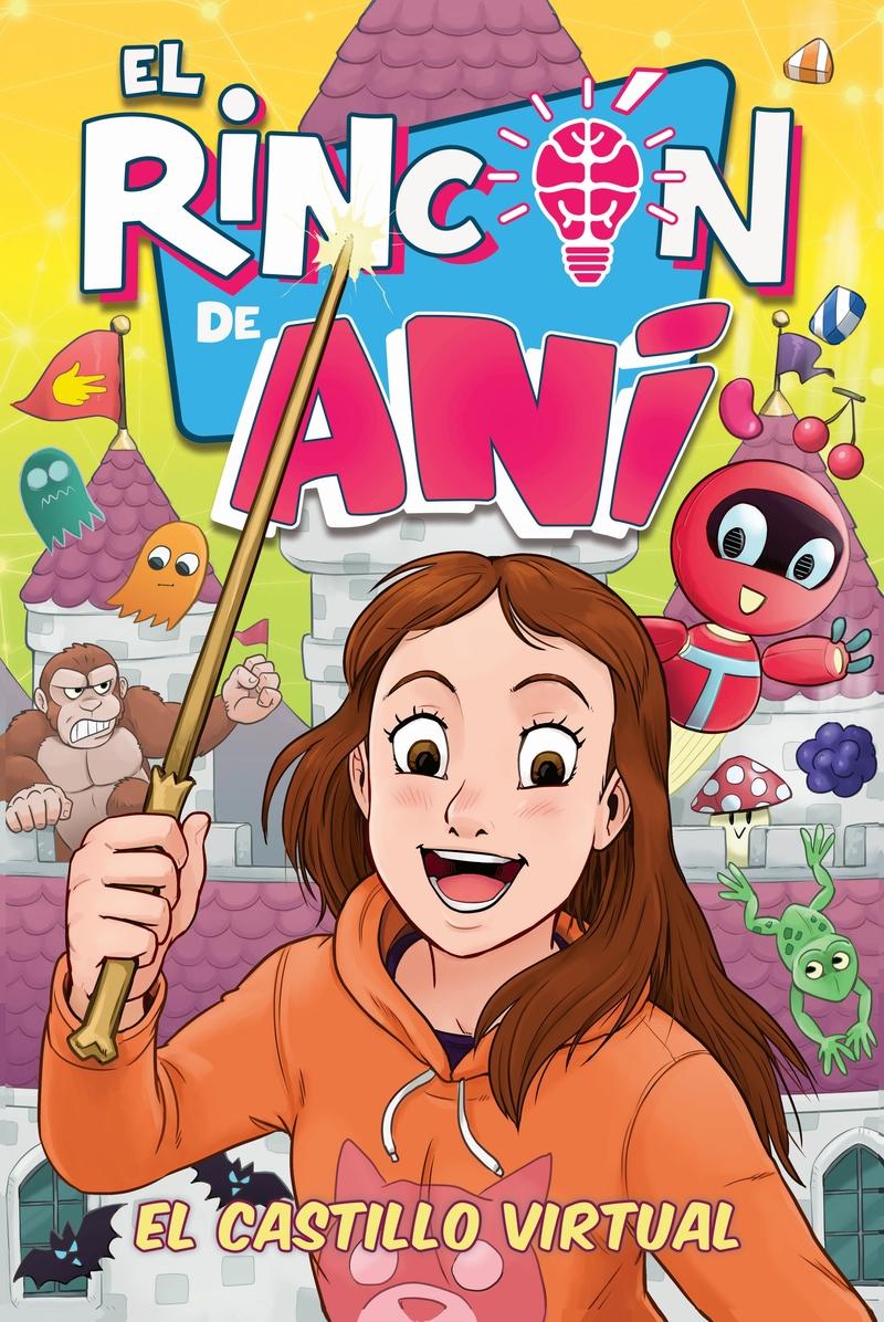 RINCON DE ANI 2 EL CASTILLO VIRTUAL: portada