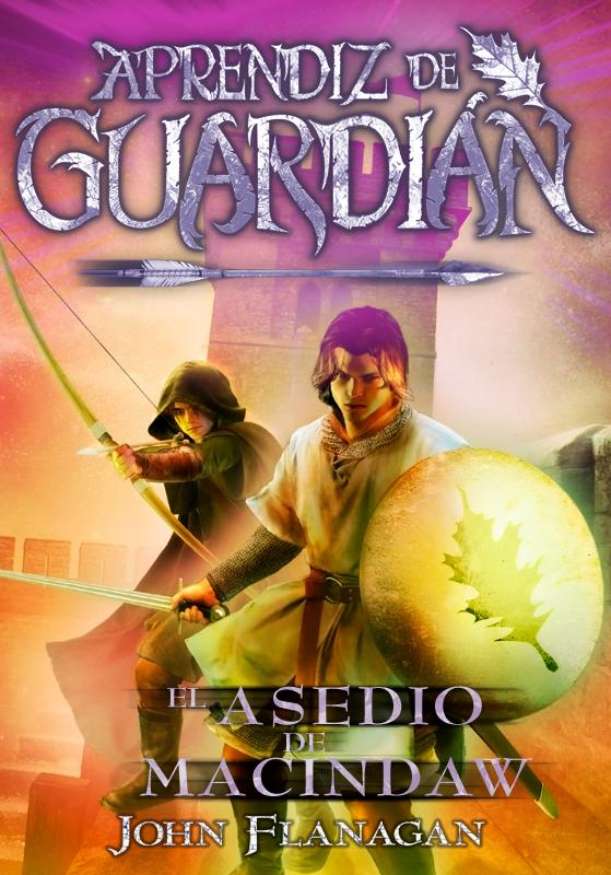 El asedio de Macindaw: portada
