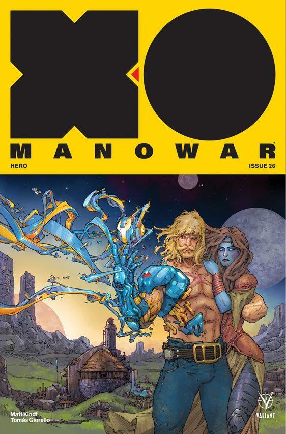 XO MANOWAR 26: portada