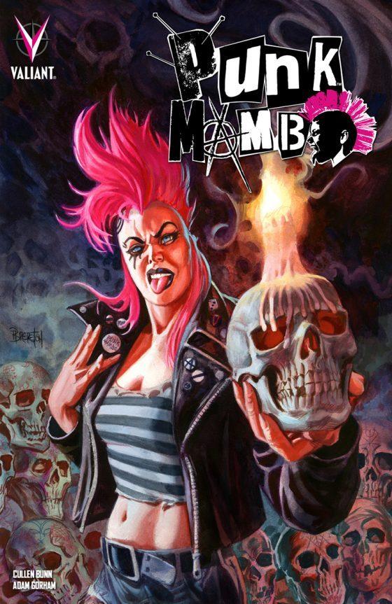 Punk Mambo: portada