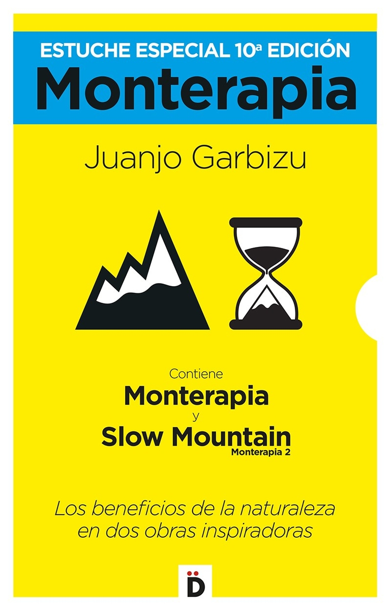 Monterapia 10ª edición + Slow Mountain: portada