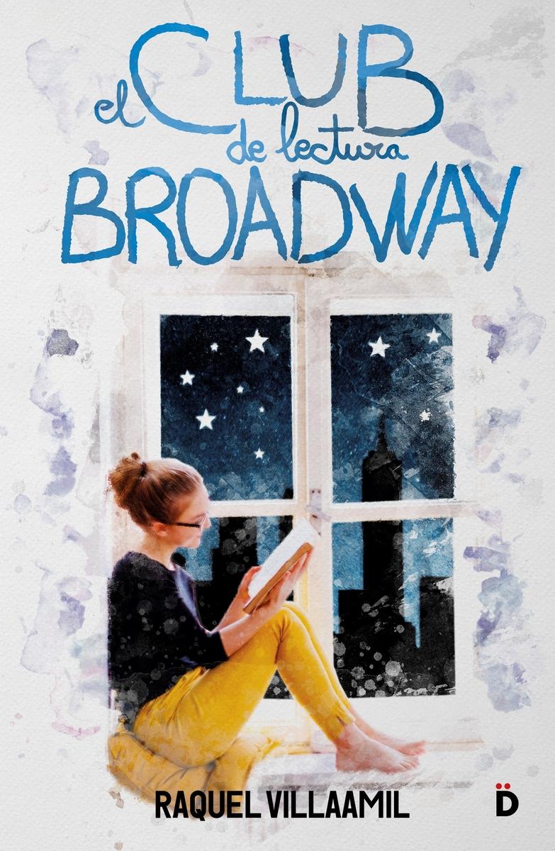 El Club de Lectura Broadway: portada