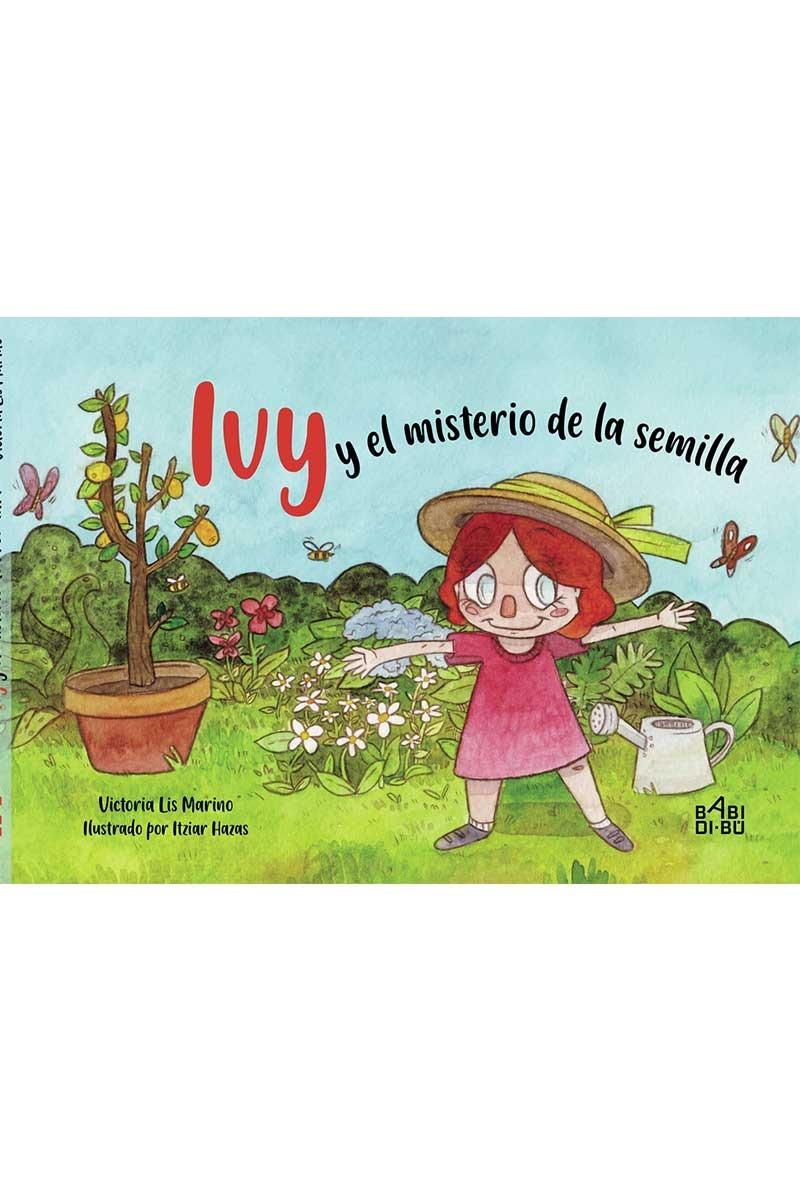 Ivy y el misterio de la semilla: portada