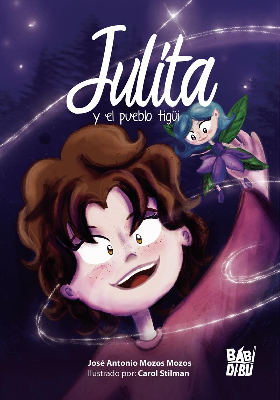 Julita y el pueblo tigüi: portada