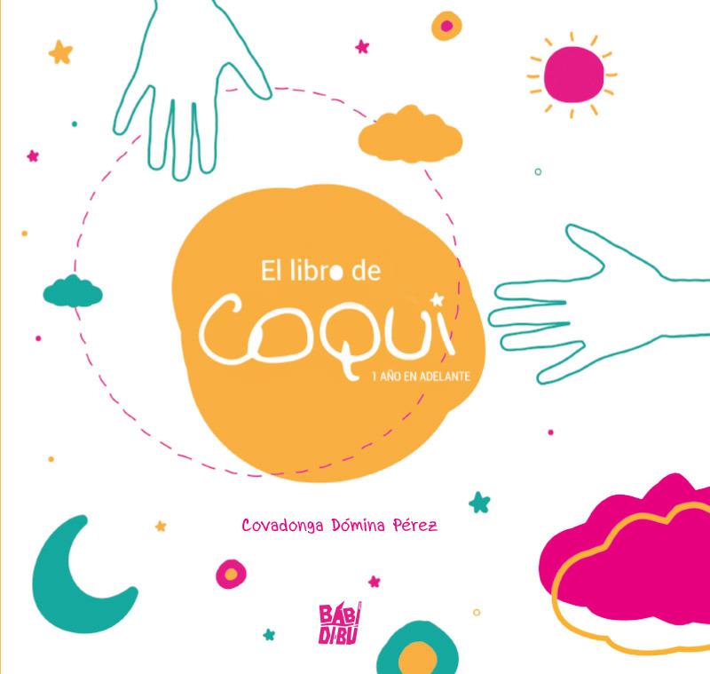 El libro de Coqui: portada