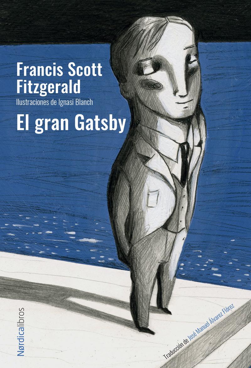 El gran Gatsby (ed. cartoné): portada
