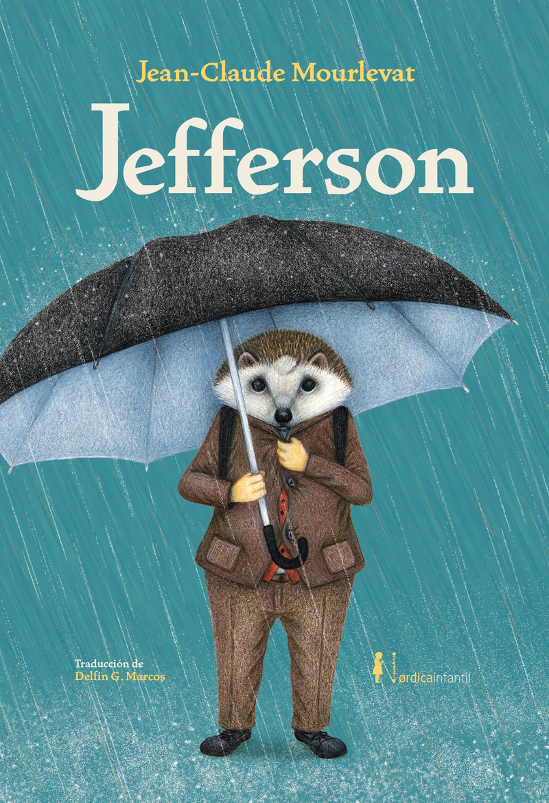 Jefferson. Ed. Castellano: portada