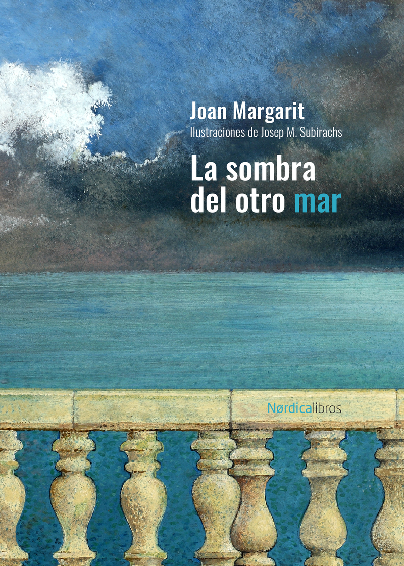 La sombra del otro mar (ed. cartoné): portada