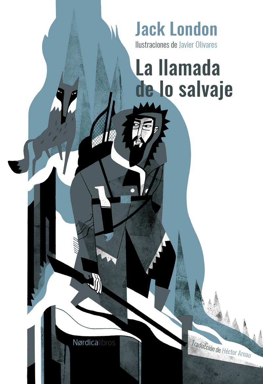 La llamada de lo salvaje (ed. cartoné): portada