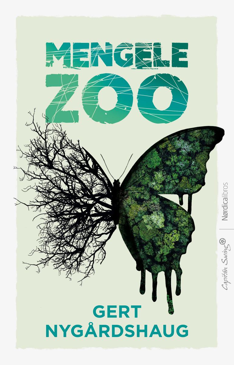 Mengele Zoo: portada