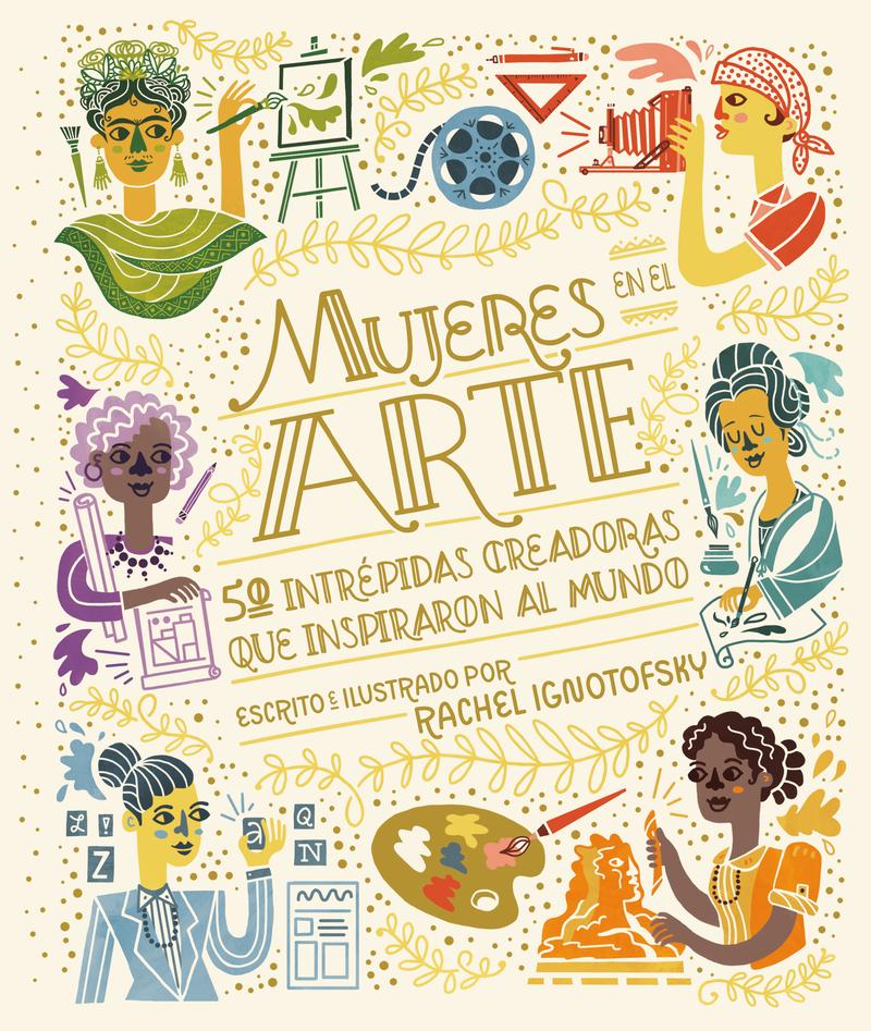 Mujeres en el arte: portada