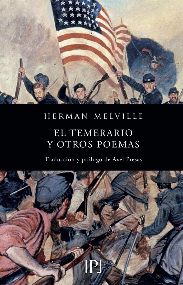 EL TEMERARIO Y OTROS POEMAS: portada