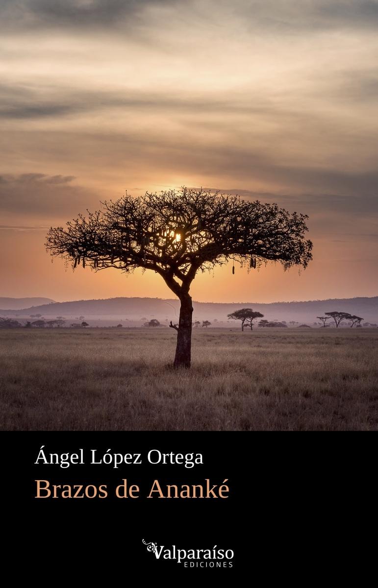 BRAZOS DE ANANKÉ: portada
