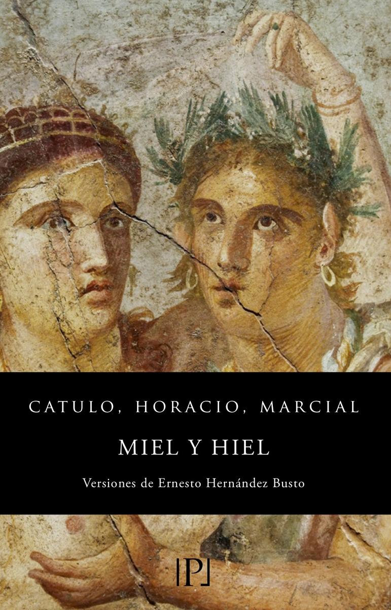 MIEL Y HIEL: portada