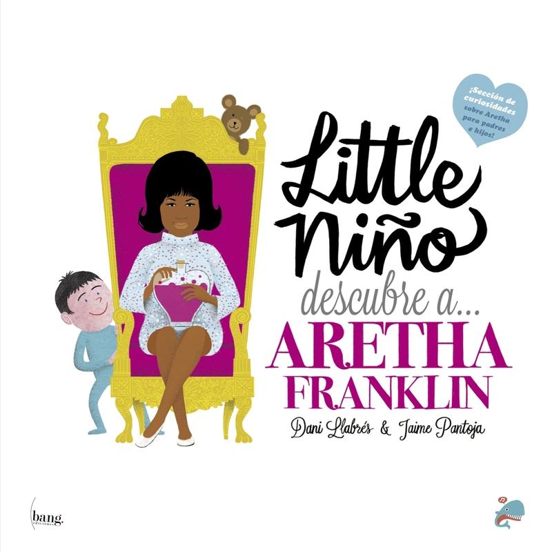 Little niño descubre a Aretha Franklin: portada