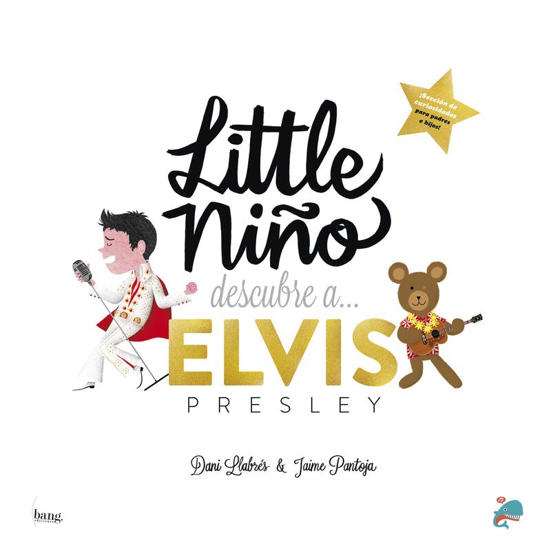 Little niño descubre a ELVIS: portada
