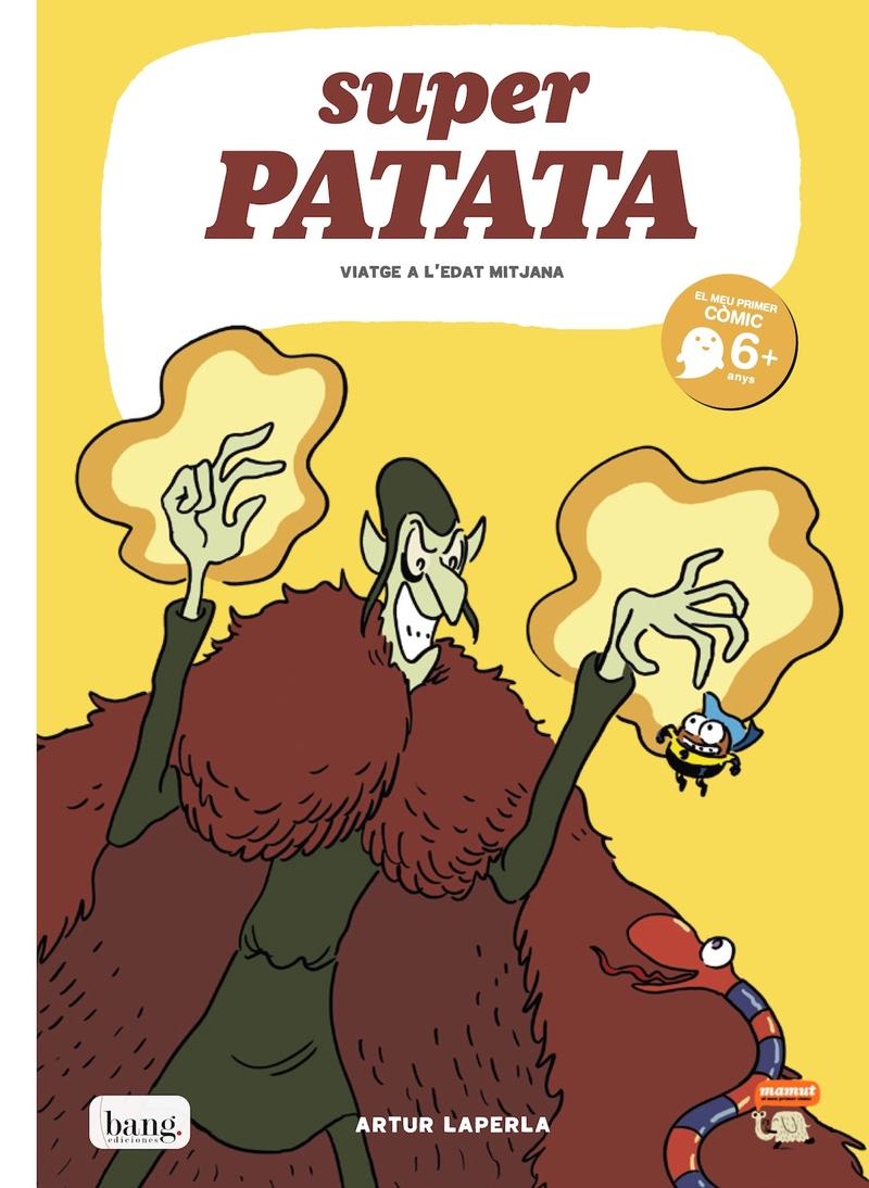 Superpatata 10 - CATALA (2ª ED): portada