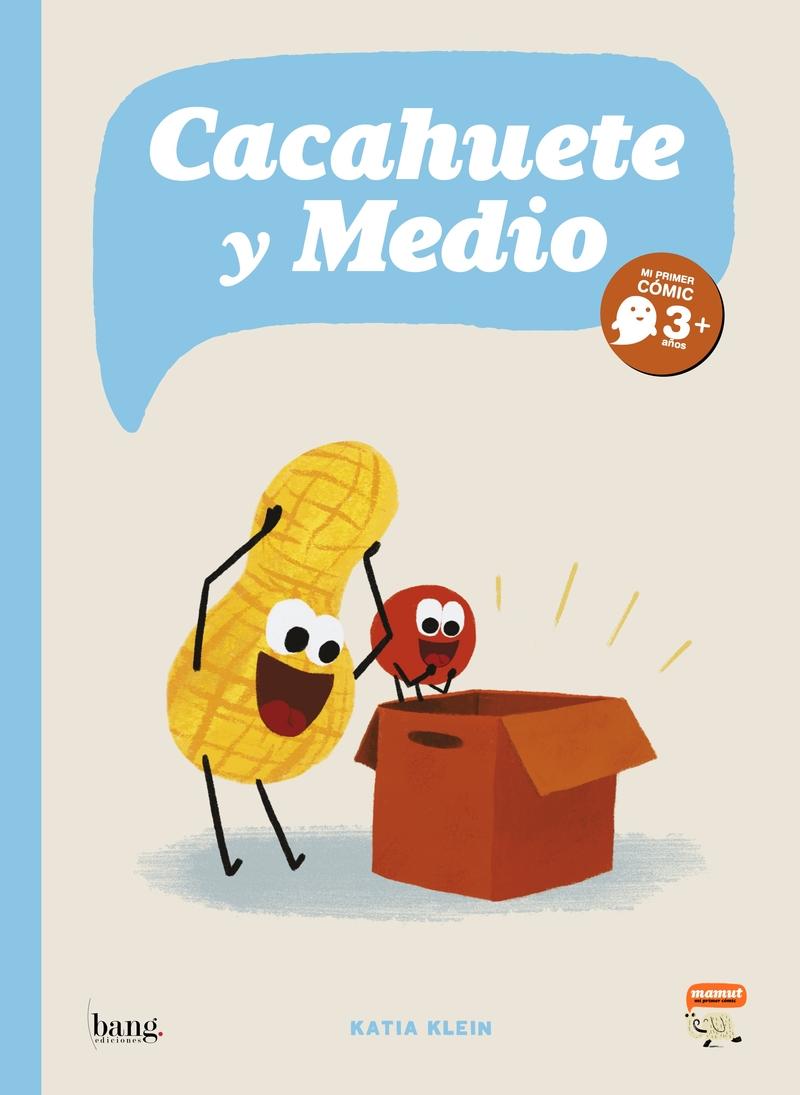 Cacahuete y Medio: portada
