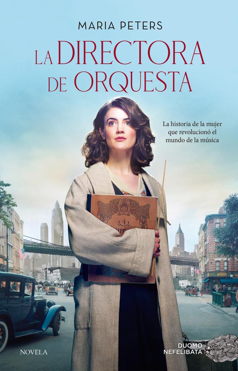 La directora de orquesta: portada